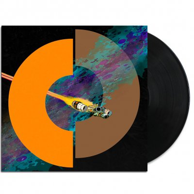 three-one-g - Via Weightlessness LP (Black)