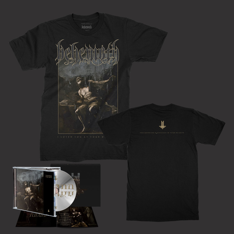 IMAGE   ILYAYD CD + Cover Shirt Bundle