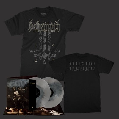 behemoth - ILYAYD 2xLP + Cross Shirt Bundle