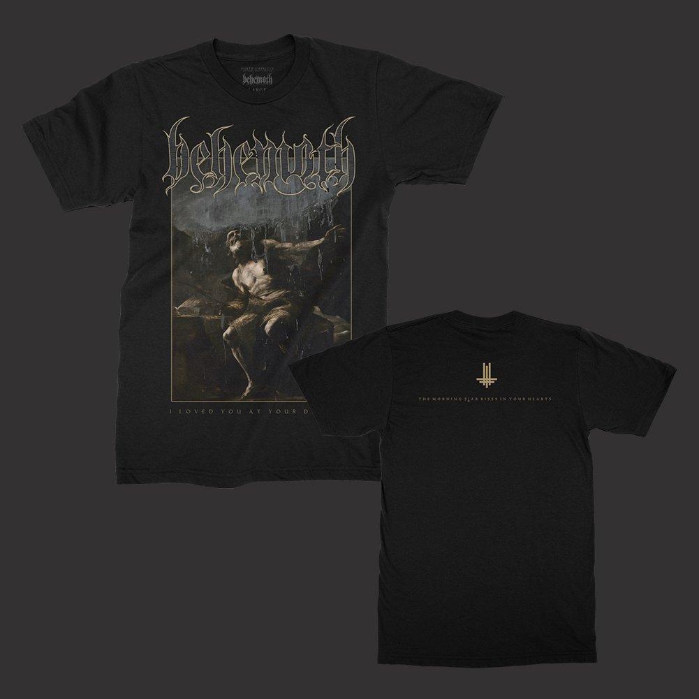 IMAGE | ILYAYD Cover T-Shirt (Black)