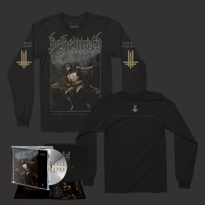 behemoth - ILYAYD CD + Cover Long Sleeve Bundle