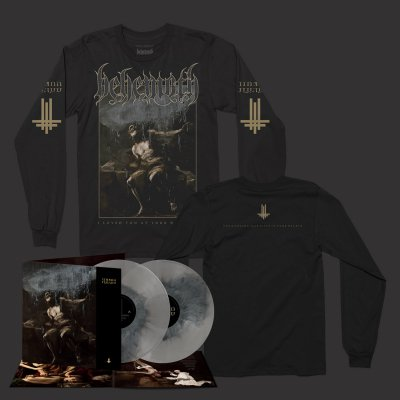 behemoth - ILYAYD 2xLP + Cover Long Sleeve Bundle