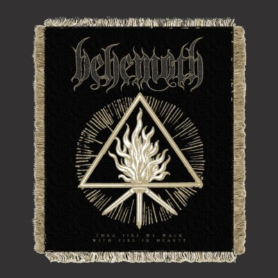 behemoth - Sigil Throw Blanket