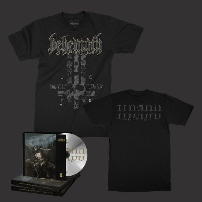 behemoth - ILYAYD Digi-book + Cross Shirt Bundle