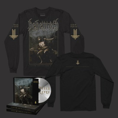 behemoth - ILYAYD Digi-book + Album Long Sleeve Bundle