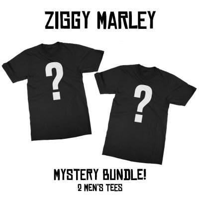 ziggy-marley - Mystery Shirt Bundle