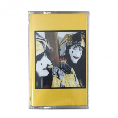 the-garden - Mirror Might Steal Your Charm Cassette (Yellow)