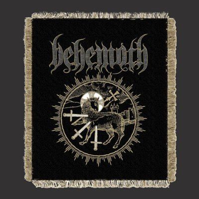 behemoth - Lamb Throw Blanket