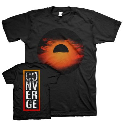 converge - The Dark (Circle) Tee (Black)