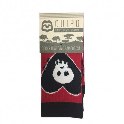 alkaline-trio - Heartskull Cuipo Socks
