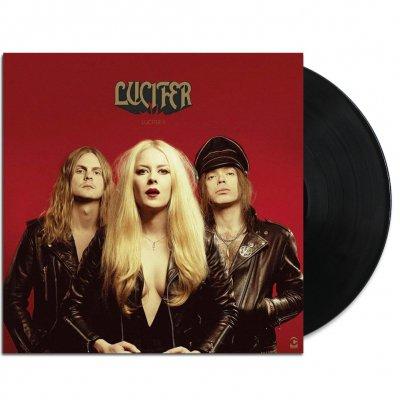 lucifer - Lucifer II LP (Black)