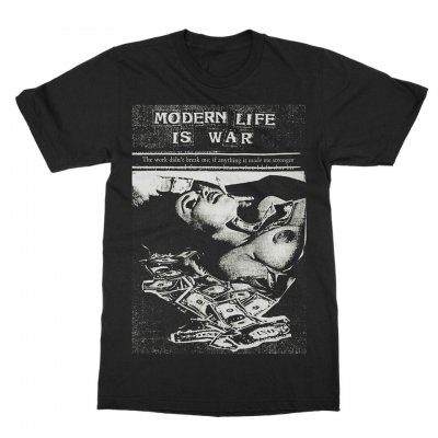 modern-life-is-war - Money Tee (Black)