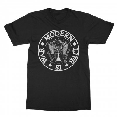 modern-life-is-war - Old Dead Ramones Tee (Black)