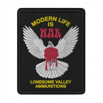 modern-life-is-war - Dove Patch