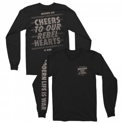 Cheers Long Sleeve (Black)