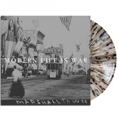 modern-life-is-war - Witness (Reissue) LP (Clear w/ Silver & Black Spla