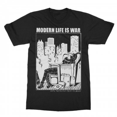 modern-life-is-war - New Dead Ramones Tee (Black)