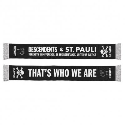 fc-st-pauli - FC St. Pauli / Descendents Collab Scarf