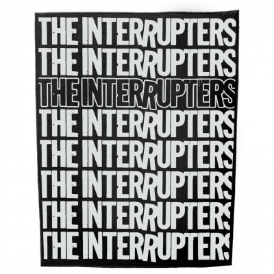 the-interrupters - Repeater Backpatch