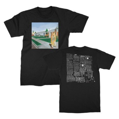 Suffer Album Tee (Black)