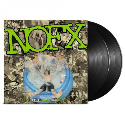 NOFX - The Greatest Songs Ever Written (By Us) 2xLP (Blac