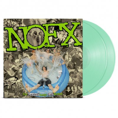 NOFX - The Greatest Songs Ever Written (By Us) 2xLP (Glow