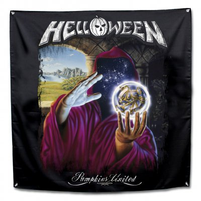 helloween - Keepers Legend Flag