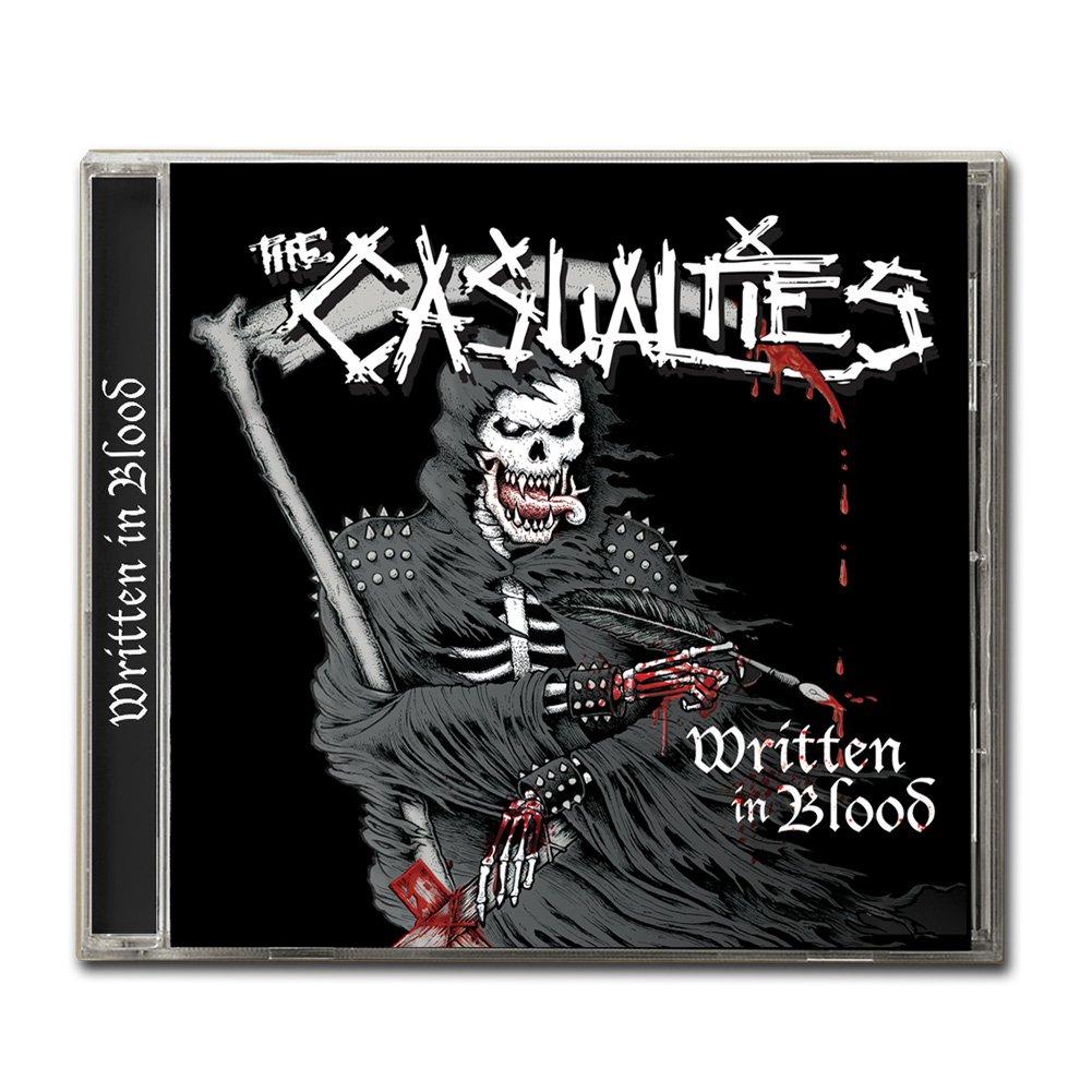 IMAGE | Written In Blood CD