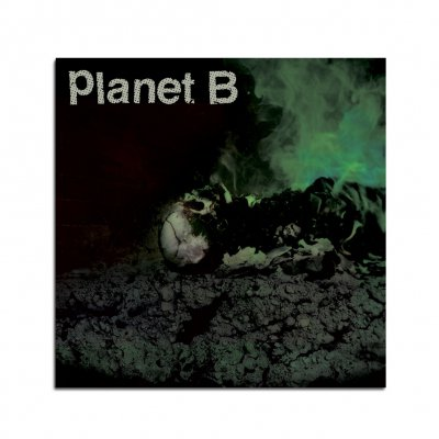 Planet B - Self-Titled CD