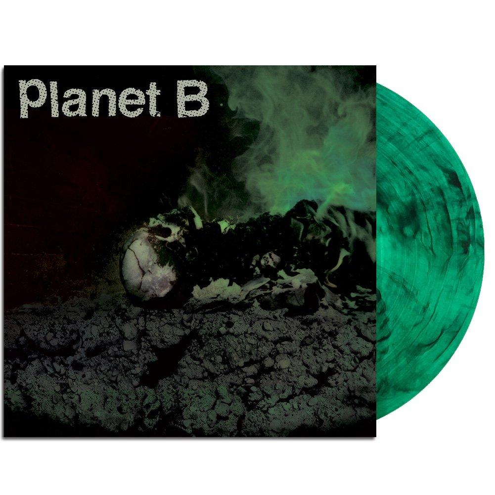 IMAGE   Self-Titled LP (Green/Black)