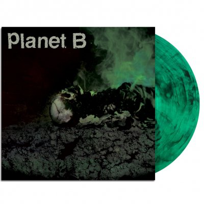 Self-Titled LP (Green/Black)