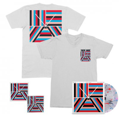 touche-amore - 10 Years / 1000 Shows 2xLP (Clear/Colored Smoke) + Tee + Patch + Pin Bundle