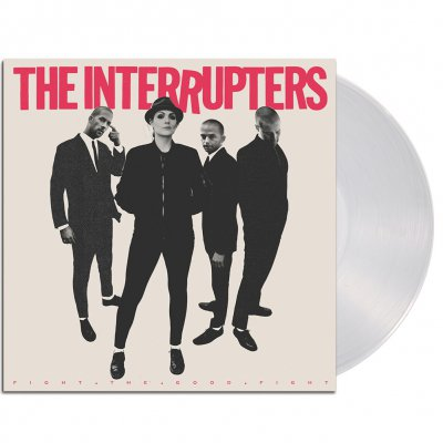 the-interrupters - Fight the Good Fight LP (Clear)