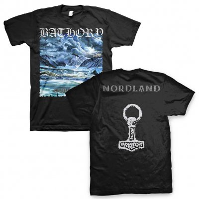 Bathory - Nordland T-Shirt (Black)