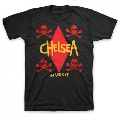 Chelsea - Skulls T-Shirt (Black)