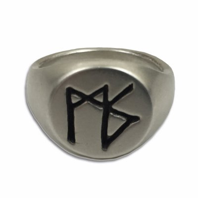 matt-skiba - Rune Ring