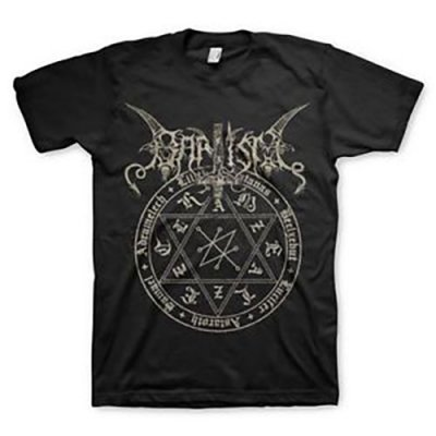 Sathanas T-Shirt (Black)