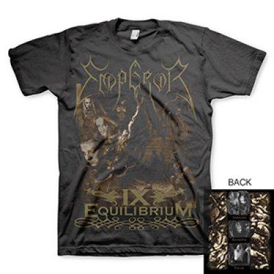 Emperor - IX Equilibrium Tee (Black)