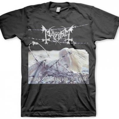 valhalla - Mayhem Grand Declaration Tee