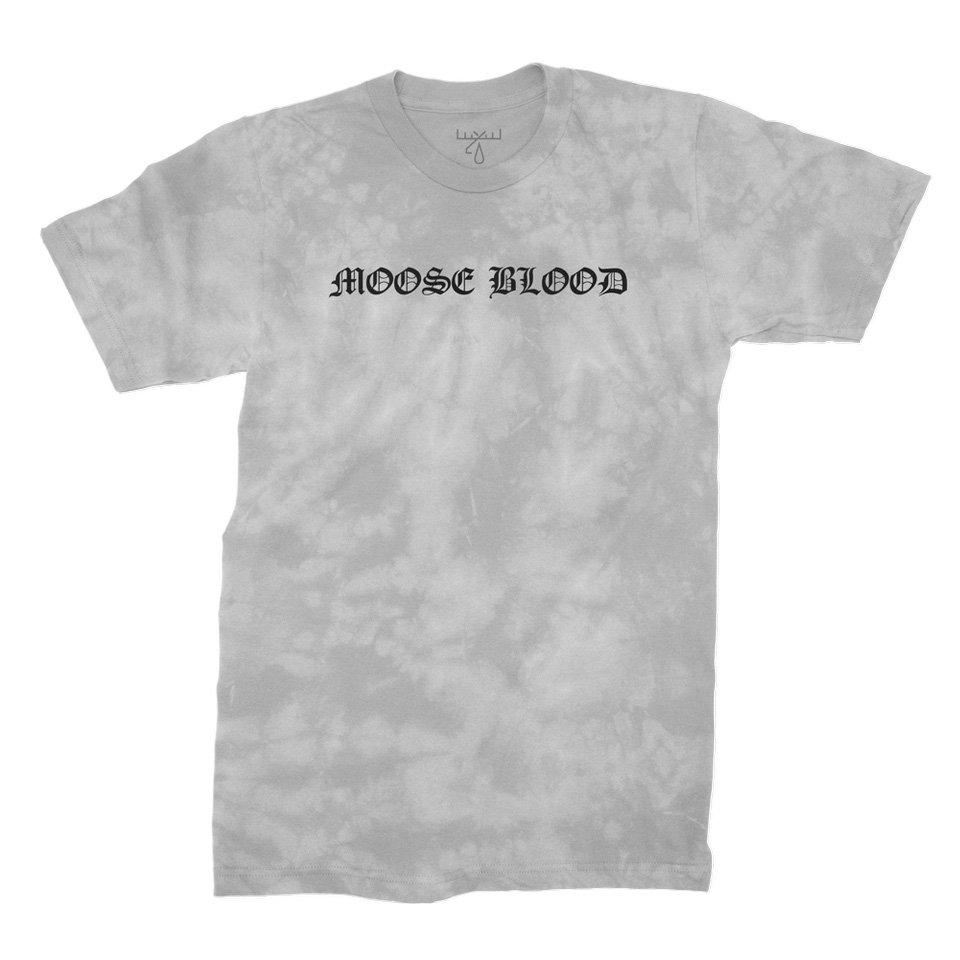 IMAGE   Acid Wash OE Logo Tee (Grey)