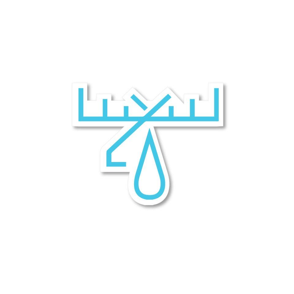 IMAGE | Icon Sticker (Blue)