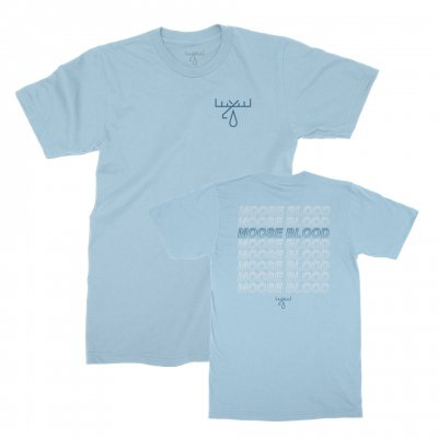 Repeater Tee (Blue)
