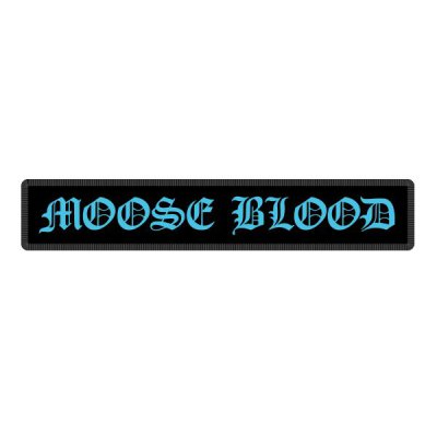 moose-blood - OE Logo Patch