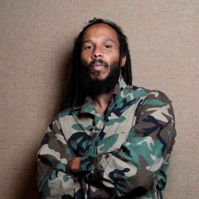 ziggy-marley - Embroidered Tuff Gong Worldwide Army Jacket