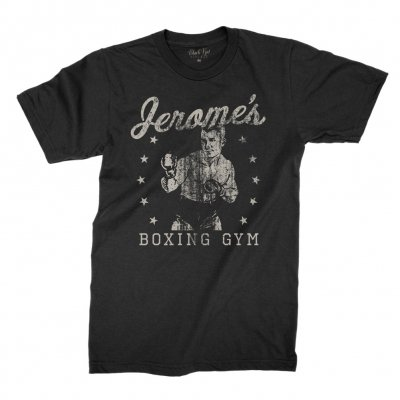 Jerome's Boxing T-Shirt (Black)