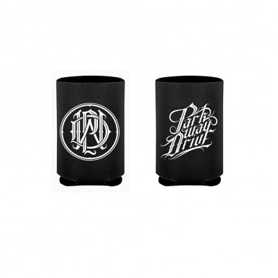 parkway-drive - Reverence Monogram Coozie (Black)