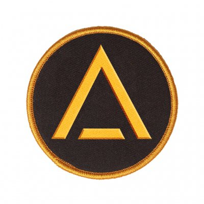 A Logo Embroidered Patch