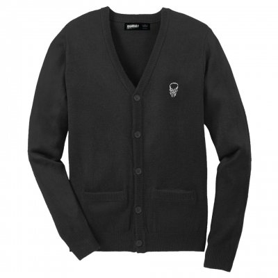 rancid - LWW Cardigan (Black)