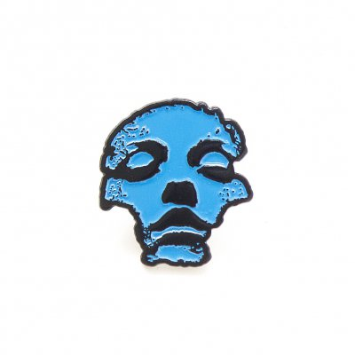 converge - Jane Doe Enamel Pin (Blue)