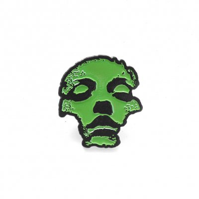 converge - Jane Doe Enamel Pin (Green)